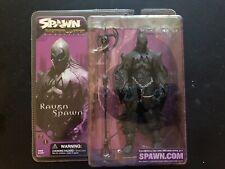 Raven Spawn Action Figure New 2002 Sealed Spawn 21 McFarlane Toys