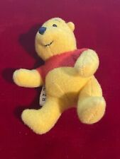 McDonalds Many Adventures Of Winnie The Pooh Plush Wire Bendable Arms/Legs 4""
