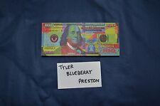 Mister E Benny Jr $100 100 Bill Art Warhol Banksy Obey Shepard