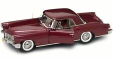 1956 LINCOLN CONTINENTAL MARK 2 BURGUNDY 1:18 DIECAST LUCKY ROAD SIGNATURE 20078