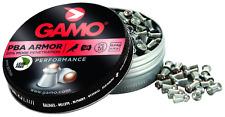 Plombs ARMOR - MORE PENETRATION 4,5 mm - GAMO