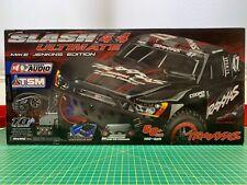 Traxxas Slash 4x4 Ultimate mike Jenkins ETD #68077-24-MIKE !new!