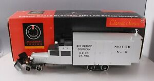 Accucraft AC78-130 G Scale Rio Grande Southern Galloping Goose #2/Box