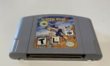 Star Wars Rogue Squadron N64 ( 1996)