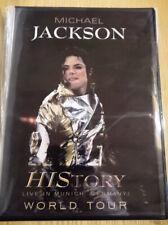 MICHAEL JACKSON - HISTORY WORLD TOUR 1997 - LIVE IN MUNICH [DVD]