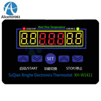 XH-W1411 12V Multi-functional Temperature Controller Thermostat Control Switch