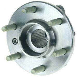 CRS NT513236 Wheel Bearing and Hub Assembly