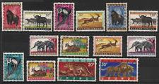 Ruanda Urundi - COB 205/216 & 216A/B - SCOTT 137/148 & 149/150 - MNH