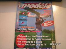 **a Modèle magazine n°574 Pilatus P6/B2-H4 Turbo Porter de Jamara  PC-Pilot 2000