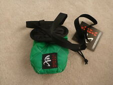 Cypher Hacker rock climbing chalk bag New With Tags Sku# 434100
