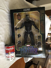 "Marvel Legends 12"" BLACK PANTHER ACTION FIGURE (MOVIE VERSION)(2018) ~ Hasbro"