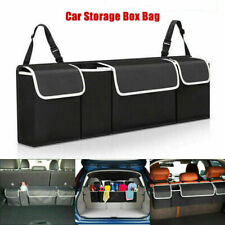 Car Trunk Organizer Oxford Interior Accessories Back Seat 4 Pocket Storage Bag A Fits 2007 Sportage