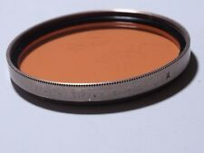 67mm Lens Filter: Tiffen SF-67M #85 Warming 81C USA screw in type Copper rim