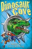 Dinosaur Cove Cretaceous 1: Attack of the Lizard King, Stone, Rex , Good | Fast