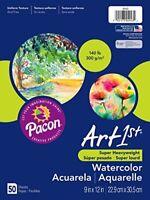"Pacon 4747 18/"" X 12/"" Sketch Pad 50 Sheets"