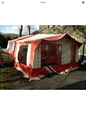 Pennine Aztec Folding Camper Trailer Tent