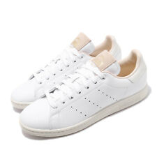 adidas Originals Stan Smith Crystal White Beige Men Classic Casual Shoes EF2099