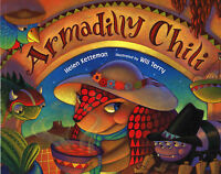 Armadilly Chili by Helen Ketteman (Paperback)  FREE shipping $35