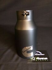 "4"" Inlet 6"" Outlet 12"" long MATTE Black Rolled Angle Diesel Exhaust Tip Custom"