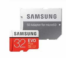 carte micro sd samsung evo 32/64/128/256 GB  carte mémoire C10 UHS-I TF/SD