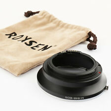 Advanced EMF AF confirm Mamiya 645 lens to Canon EOS EF adapter 5D III 700D 70D