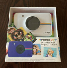 Polaroid Snap Instant Print Digital Camera POLSPO1BP - BRAND NEW Factory Sealed!