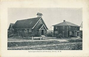 DERRY NH – Episcopal Church and Rectory