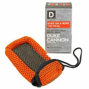 NEW - Duke Cannon - Tactical Soap On a Rope Pouch - FREE SHIPPING