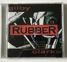 CD NEUF - GILBY CLARKE - RUBBER - C4