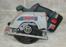 """Bosch 1662 6-1/2"""" Circular Saw w/ Battery"""