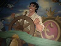 Disneys Art Of Animation Little Mermaid Art Cast Exclusive Prop