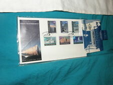 Mint Never Hinged/MNH First Day Cover Topical Postal Stamps
