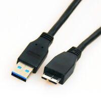 1m USB 3.0 Super-Speed Daten-Kabel USB A-Stecker / Micro-B Stecker 5 Gb/s