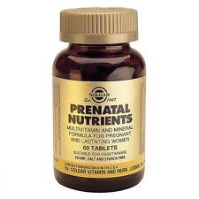 Solgar Prenatal Nutrients Tablets 60