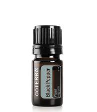 FREE POST doTERRA Black Pepper 5ml Therapeutic Grade Essential Oil Aromatherapy