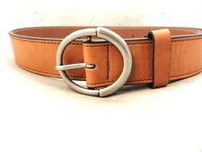 """New Allen Edmonds Men's Casual Belt """"Circle Ave"""" Tan Size 38 Style 17522 (J66)"""