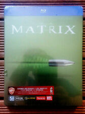 Édition Steelbook Blu-Ray Neuf S/Blister-Matrix-1999-Lilly Wachowsk-Keanu Reeves