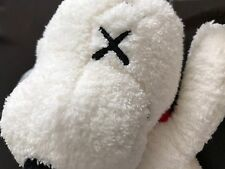 KAWS X PEANUTS GANG X UNIQLO PLUSH TOY SMALL SIZE SNOOPY XX RARE