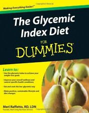 The Glycemic Index Diet For Dummies by Meri Raffetto