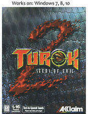 Turok 2 Seeds of Evil PC Game