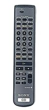 Sony Remote Control RM-DC525 CD Player For CDP-CE525 CDP-CE535 Black
