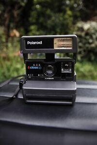 Vintage Polaroid 600 Instant Camera