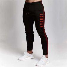 Mens Michael Air 23 Jordan Hip Hop Pants Men Joggers Sportswear Sweatpants