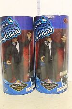 Blues Brothers Jake and Elwood Blues 9in half moon Figures