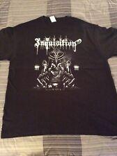 INQUISITION Invoking The Majestic.. Shirt XL,Gorgoroth,Urgehal,The Chasm,Urgehal