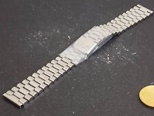 NEW OLD STOCK MIDO 18 MM STAINLESS STEEL MEN'S WATCH BANDS
