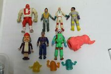 1984 Columbia Ghostbusters Figures & Ghosts Vintage Lot (10)
