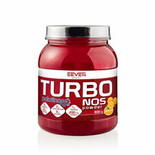 TURBO NOS  PRE ALLENAMENTO SEVEN SPORT CON PALATINOSE 300 grammi TOP!