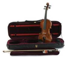 Violin, Koda High Quality 4/4 Size Violin with Case, Bow and Rosin, Natural