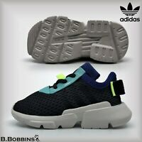 👟 Adidas Originals POD-S3.1 Baby Trainers Size UK 3 4 5 5.5 Infant Boys Girls